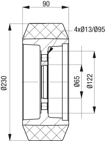 RTH230X90 65 4 1