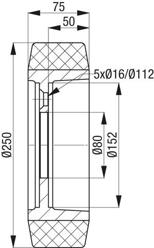 RTH250X75 80 4 1